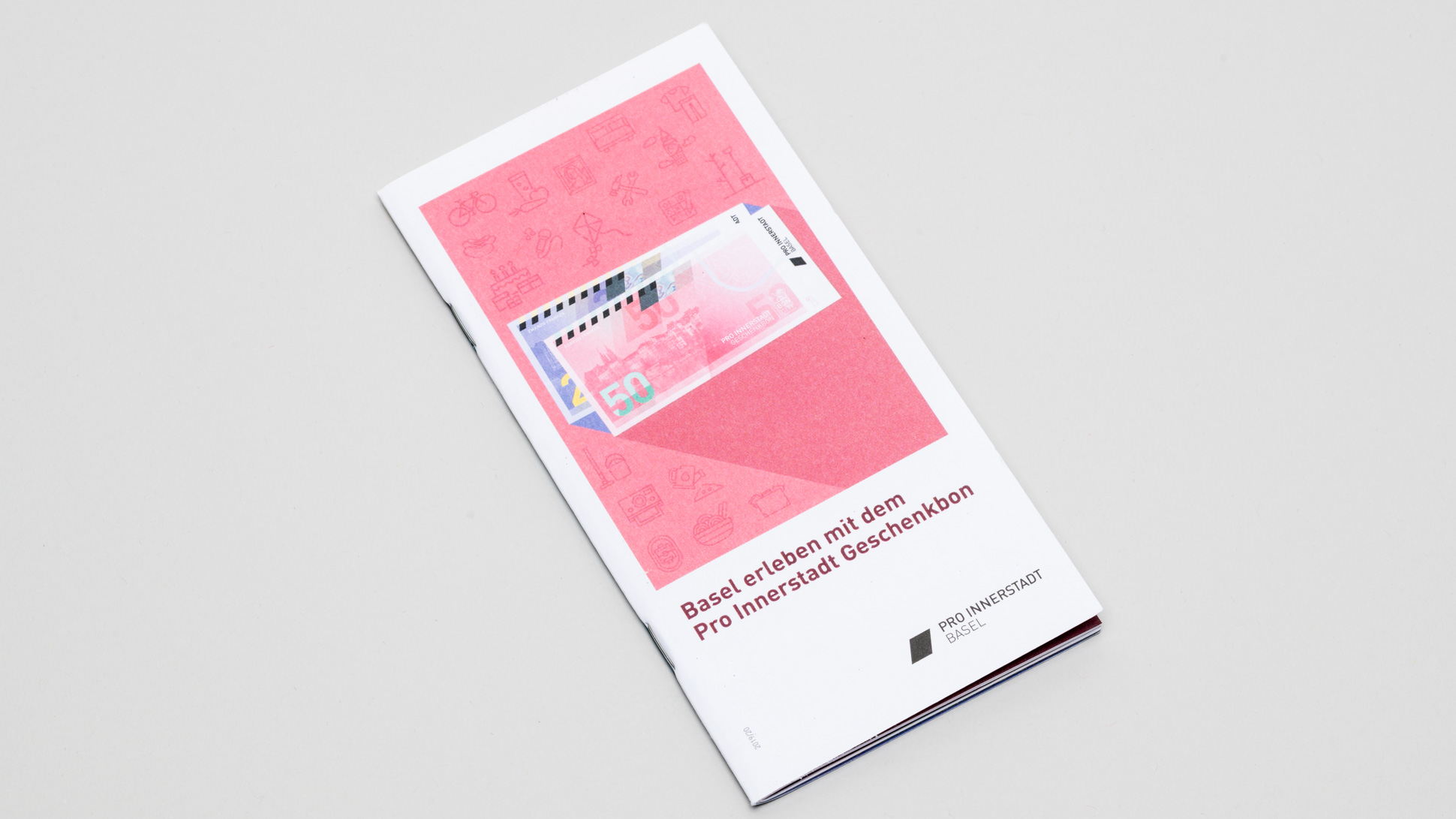 Bon Booklet